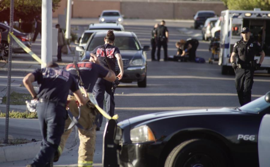 Death of child shooting victim ends violent week